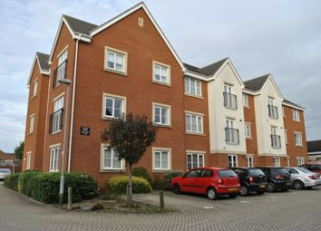 Thumbnail 2 bed flat for sale in Hadrian Road, Thurmaston