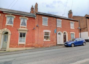 Thumbnail 3 bed town house for sale in Fort Royal Hill, Worcester