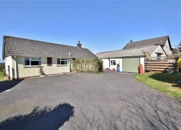 Thumbnail 3 Bed Bungalow For Sale In Sportsmans Camelford