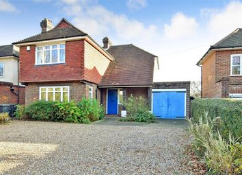 Thumbnail 3 bed detached house for sale in Hadlow Road, Tonbridge, Kent
