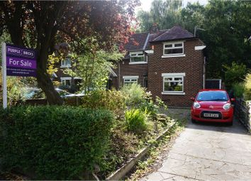 Thumbnail 3 bed end terrace house for sale in Piper Hill Avenue, Manchester