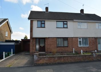 3 bed semi-detached house for sale in Avondale Road, Wigston, Leicester LE18