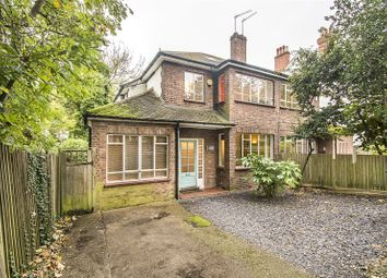 Thumbnail 4 bed semi-detached house for sale in Fox Hill, London