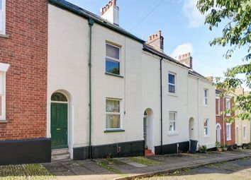 Thumbnail 4 bed terraced house for sale in Sandford Walk, Exeter