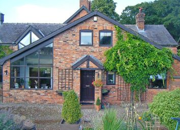 Thumbnail 3 bed barn conversion to rent in Massey Lodge Cottage, Tarporley Road, Oakmere, Cheshire