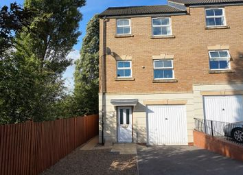 Thumbnail 4 bed semi-detached house for sale in Chepstow Road, Corby
