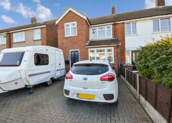 Thumbnail 3 bed end terrace house for sale in Kingsman Road, Stanford-Le-Hope