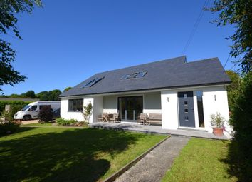 Thumbnail 4 bed detached house for sale in Silverwell, Blackwater, Truro