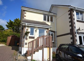 Thumbnail 2 bed end terrace house to rent in Sampson Close, St. Anns Chapel, Gunnislake, Cornwall