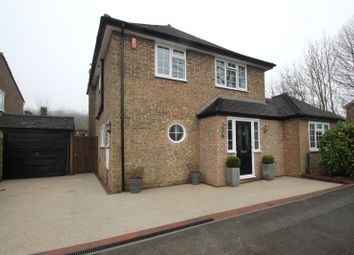 Thumbnail 4 bed property for sale in Timbertops, Chatham, Kent