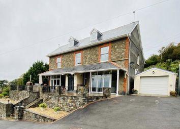 Thumbnail 6 bed detached house for sale in 17 Penrhiwgoch, Baglan, Port Talbot.