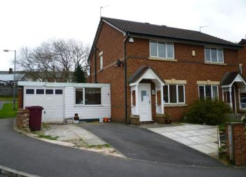 Thumbnail 3 bedroom semi-detached house to rent in Brentwood Drive, Farnworth, Bolton