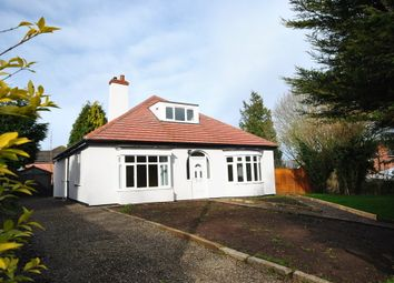 Thumbnail 3 bed detached bungalow to rent in Tarporley Road, Whitchurch, Shropshire