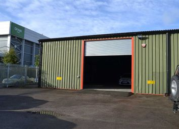 Thumbnail Warehouse to let in Barnfields Industrial Estate, Leek, Staffordshire
