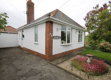 Thumbnail 2 bed bungalow for sale in Sands Road, Hunmanby Gap, Filey