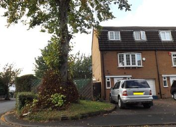 Thumbnail 3 bed terraced house for sale in Heyes Leigh, Heyes Drive, Timperley, Altrincham