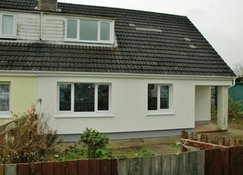 Thumbnail 3 bed semi-detached house to rent in Beeches, Llandysul, Ceredigion