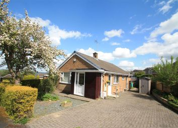 Thumbnail 2 bed detached bungalow for sale in Greenway, Hulland Ward, Ashbourne