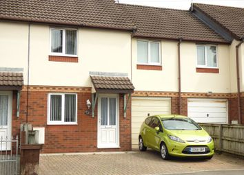 Thumbnail 3 bed terraced house to rent in Tai Rhys, Croft Goch Road, Kenfig Hill, Bridgend.