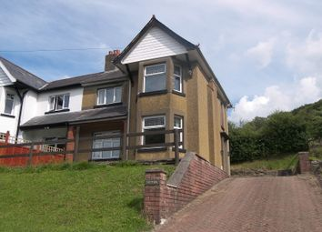 Thumbnail 3 bed semi-detached house to rent in New Road, Clyne, Neath