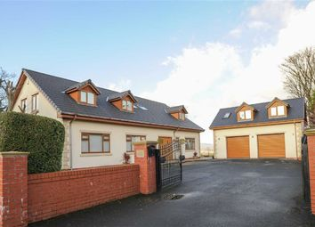 Thumbnail 5 bed detached house for sale in Clough Grove, Whitefield, Manchester