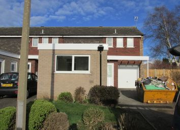 Thumbnail 2 bedroom end terrace house to rent in Keats Close, Tamworth