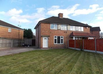Thumbnail 3 bed semi-detached house to rent in Coppenhall Grove, Birmingham