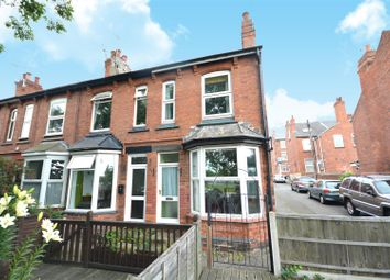 Thumbnail 2 bed end terrace house for sale in Charlesworth Avenue, Nottingham