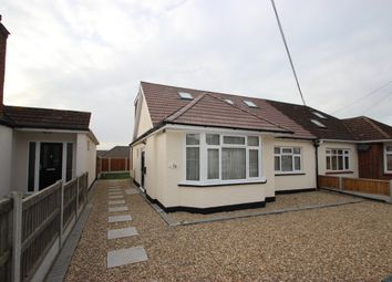 Thumbnail 4 bed semi-detached house to rent in Hall Farm Road, Benfleet, Essex