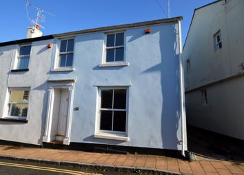 Thumbnail 2 bed end terrace house for sale in The Green, Shaldon, Devon