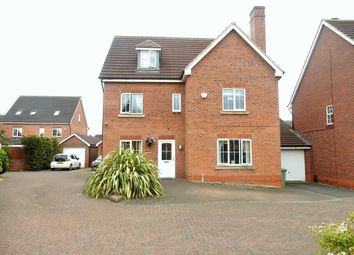 Thumbnail 5 bed detached house for sale in 25 Monks Way, Shireoaks, Worksop