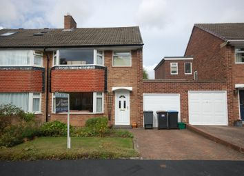 Thumbnail 3 bed semi-detached house for sale in Hastings Avenue, Durham