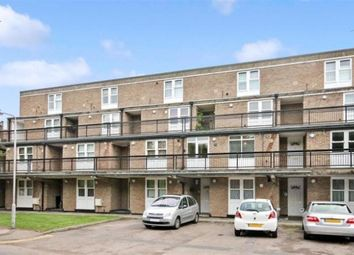 Thumbnail 1 bed flat for sale in Hulverston Close, Sutton, London