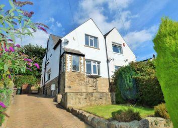 Thumbnail 3 bed semi-detached house for sale in Mahim Crescent, Baildon, Shipley