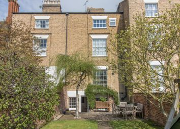 Thumbnail 4 bed town house for sale in Bilton Road, Rugby