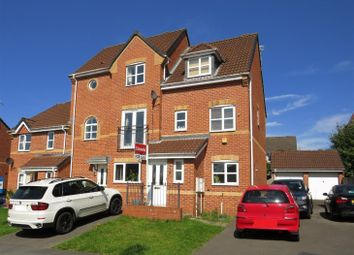 Thumbnail 3 bedroom terraced house for sale in Pipistrelle Way, Oadby, Leicester
