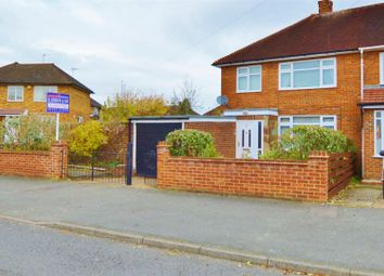 Thumbnail 3 bed end terrace house for sale in Doddsfield Road, Slough