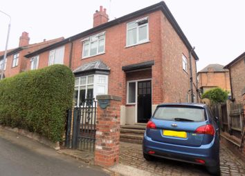 Thumbnail 3 bed semi-detached house for sale in First Avenue, Carlton, Nottingham, Nottinghamshire