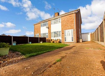 3 bed semi-detached house for sale in Carral Close, Brant Road, Lincoln LN5