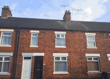 Thumbnail 3 bed terraced house for sale in Glebe Street, Swadlincote