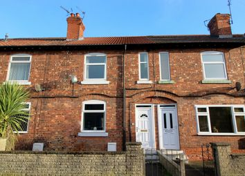 Thumbnail 2 bed terraced house for sale in Ness Road, Selby