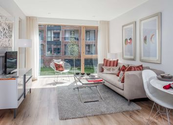 Thumbnail 2 bedroom flat for sale in Ottoman Court, Bolingbroke Park, London
