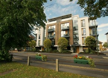 Thumbnail 2 bedroom flat for sale in Park View, Queens Road, Hersham, Walton-On-Thames, Surrey