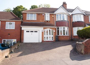 Thumbnail 5 bedroom semi-detached house for sale in Leopold Avenue, Birmingham