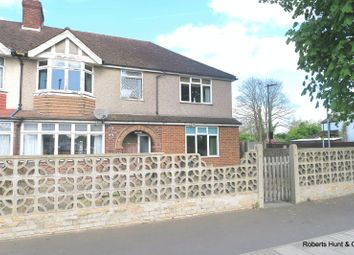 Thumbnail 5 bed semi-detached house for sale in Staines Road, Bedfont, Feltham