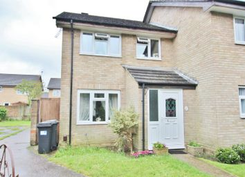 Thumbnail 3 bed end terrace house for sale in Sway Gardens, Throop, Bournemouth