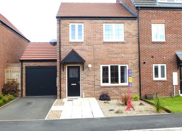 Thumbnail 3 bed end terrace house for sale in Jasmine Close, Hartlepool