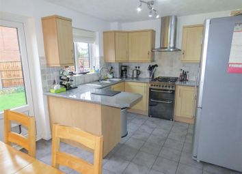 Thumbnail 3 bed detached house for sale in Medland Grove, Eynesbury, St. Neots