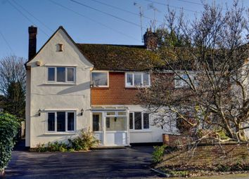 Thumbnail 4 bed semi-detached house for sale in Newfield Gardens, Marlow