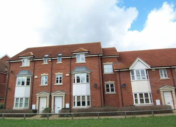 Thumbnail 2 bedroom flat to rent in Woodall Close, Middleton, Milton Keynes
